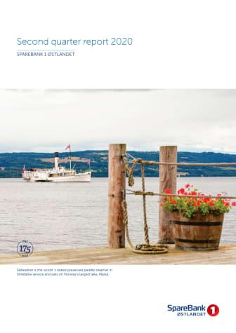Quarterly report, Q2 2020