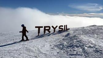 Påskestemning i Trysil