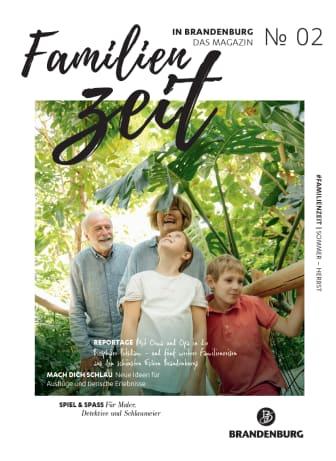 Cover Familienmagazin Ausgabe II