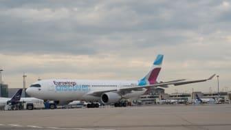 Erstflug Eurowings Discover - Inauguration flight
