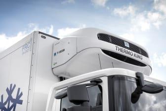 Das Scania Ready Built Kühlfahrzeug Universal ist vielseitig einsetzbar.