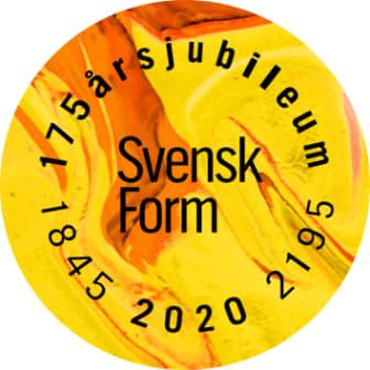Design viktigt för Västerbotten, Region Västerbotten gratulerar Svensk Form, 175 år.