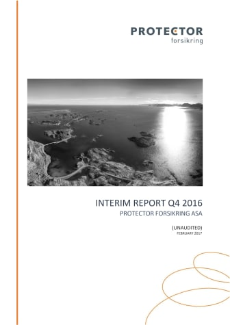 Interim Report Q4 2016