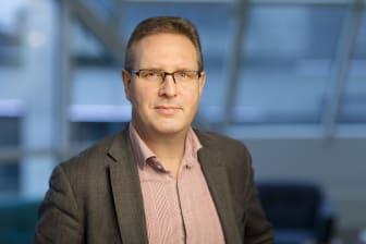 Johan Berg, senior partner Forsen