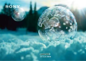 Årets julegaveidéer fra Sony