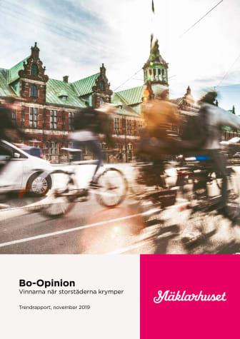 Mäklarhuset Bo-Opinion - Vinnarna när storstäderna krymper