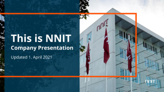 NNIT Company Presentation