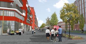 Gamlestaden - Kvarteret Markrillen