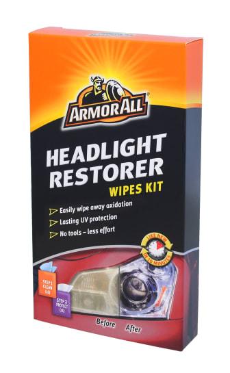 Höj säkerheten – rengör & försegla strålkastarna själv