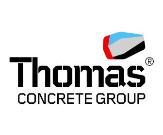 Ny logo för Thomas Concrete Group AB