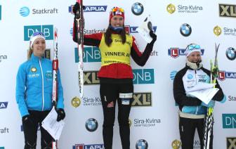 Statkraft Junior Cup sammenlagtvinnere kvinner 18 år
