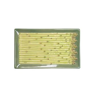 286-210gr PLATE ASPARAGUS