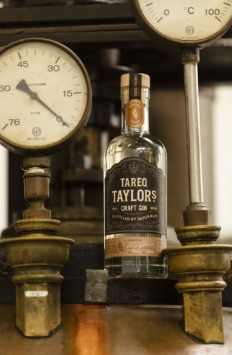 Tareq Taylor Craft Gin Destillation