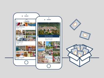ORWO Foto-Momente App Pressebild