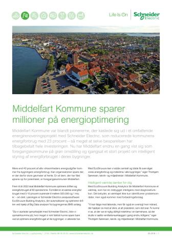 Middelfart Kommune sparer millioner på energioptimering