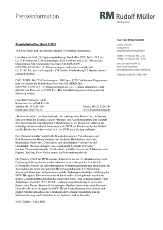 Brandschutzatlas 3/2020