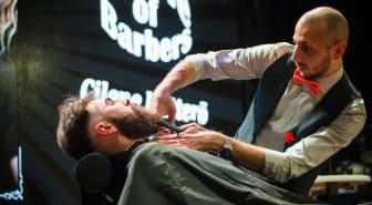 Ali Jawad, The Barber, representerar Malmö