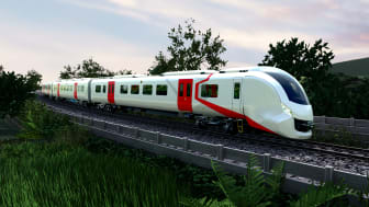 Hitachi Rail regional battery train (AT200) 2