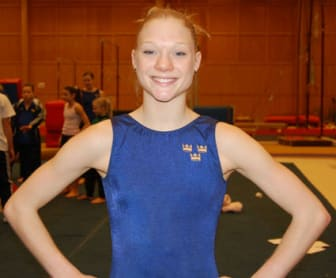Maria Edner, Stockholm Top Gymnastics, EM-gymnast 2009