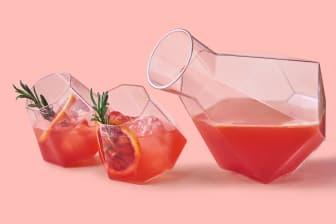 Pink & Orange Tonic