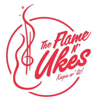 Carrickfergus Traditional Music Group tuning up for 'Uke 'n' Trad Fest'