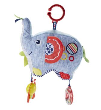 Kleiner Spiel-Elefant