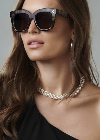 Sunglasses model image