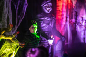 7,500 turn out to 'fangtastic' Hallowena in The People's Park