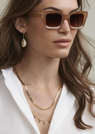 Sunglasses model image