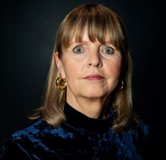 Anette Aanesland Administrerende direktør i Nye Veier_