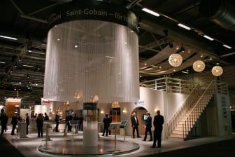 Saint-Gobains monter på Nordbygg 2012, bild3