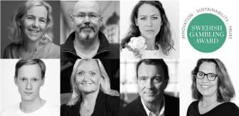 Juryn Swedish Gambling Award 2020