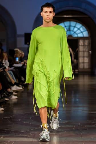 Alida Bard in collaboration with Axel Arigato