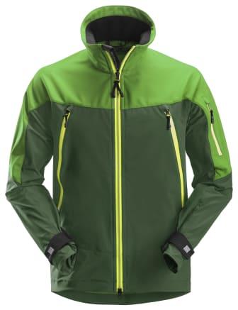 1940 Flexiwork, stretch jakke, grønn