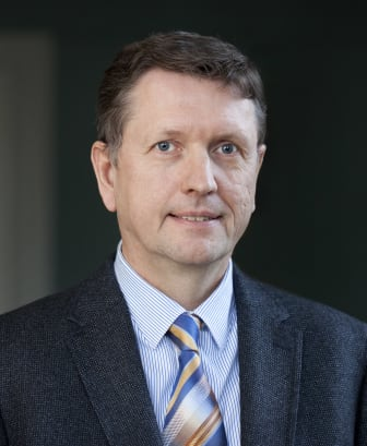 Claes Ohlsson, överläkare och professor vid Sahlgrenska Akademin