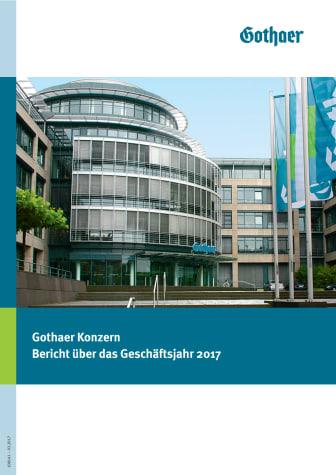 Gothaer Konzern: Bericht über das Geschäftsjahr 2017