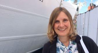 Mari-Louise Persson, energistrateg, Riksbyggen