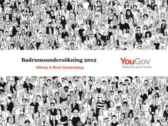 Undersökning - så vill svenskarna ha det i badrummet 2013