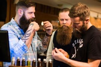 David Eriksson, ny skäggvårdsexpert på Beardshop.se