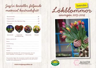 Svenska lökblommor 2013-2014