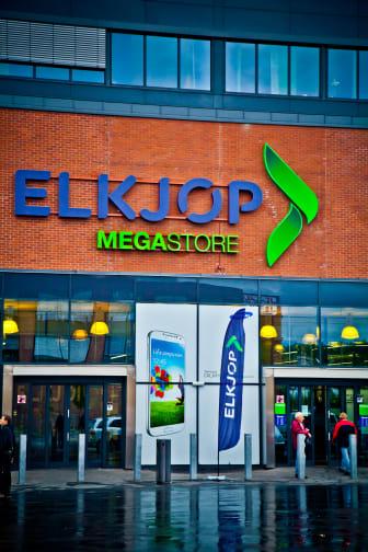 Elkjøp Megastore Logo