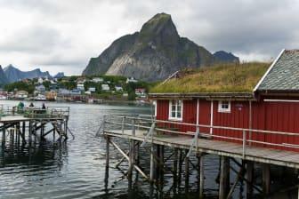 Lofoten - Fishermans  cabin in Lofoten-CH  - VisitNorway.com