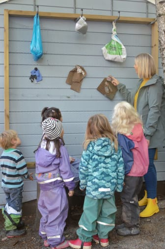 Miljøfyrtårnsertifisering i barnehagesektoren