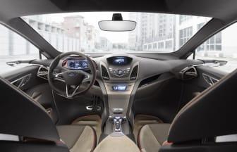 Ford visar koncept på ny global SUV på Detroit Motorshow 2011 - Ford Vertrek, bild 8