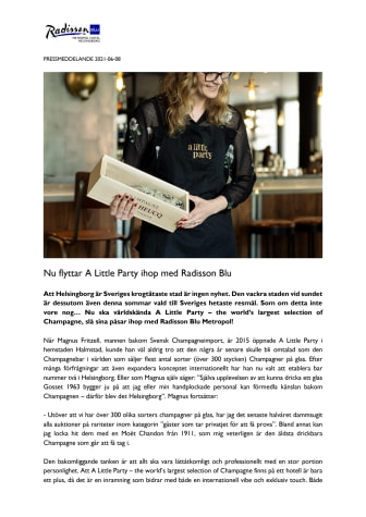 2021-06-08 - Nu flyttar A Little Party ihop med Radisson Blu.pdf