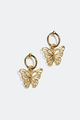 Earrings clips - 99,90 kr