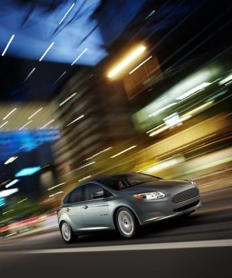 Produktionen av Ford Focus Electric inleds i Europa – den första helt elektriska Ford-bilen byggd i Europa rullar snart ut från fabriken - bild 2