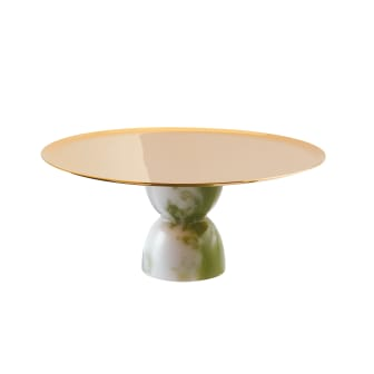 SBT_Madame_Stand_22cm_PVD_Gold_Green_Jade_Resin