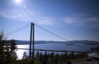 Härnösand Höga Kusten-bron 3