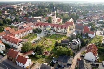 Bad Düben - Stadtsicht - G. Obst